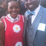 Littleton and Mellody Hobson
